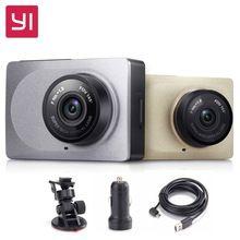 """[Международный версия] Xiaomi Yi Автомобильный видеорегистратор 1080 P 60fps тире Камера 165 градусов 2.7 """"ADAS h.264 wi-fi Автомобильный dashcam видео детектор //Цена: $72 руб. & Бесплатная доставка //  #смартфоны #gadget"""