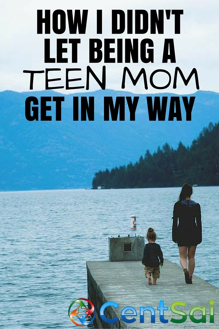Getting pregnant as a teen can feel like the end of the world, but with support one young woman is making a comeback.