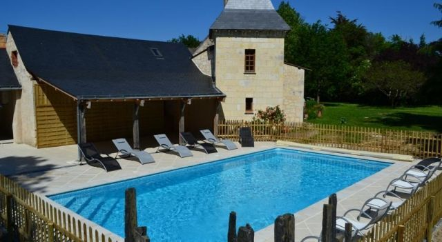 Cottage et Eco Lodge La Chouanniere - #VacationHomes - $81 - #Hotels #France #Brion http://www.justigo.com.au/hotels/france/brion/cabane-perchee-la-chouanniere-brion_80942.html