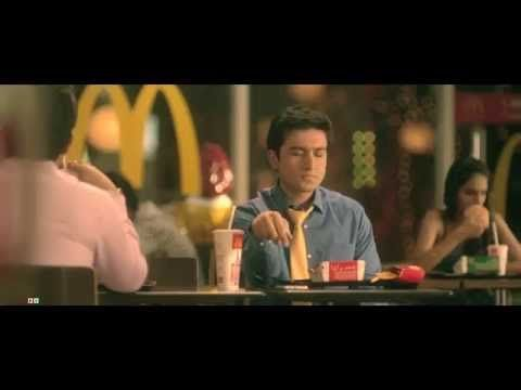MC DONALDS TVC 3 STYLING < CRAZY  FEW FILMS < DIRECTOR   < 3 ANUPAM MISHRA INDIA