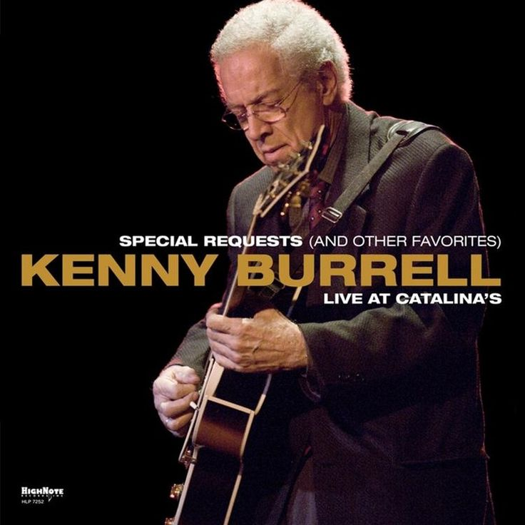Kenny Burrell - Special Requests (And Other Favorites): Live At Catalina's on 180g LP