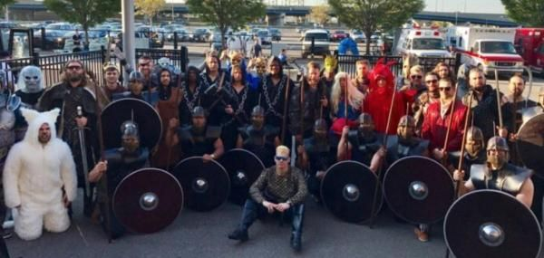 "The Washington Nationals went full ""Game of Thrones"" wardrobe on Sunday for their road trip against the Philadelphia Phillies."
