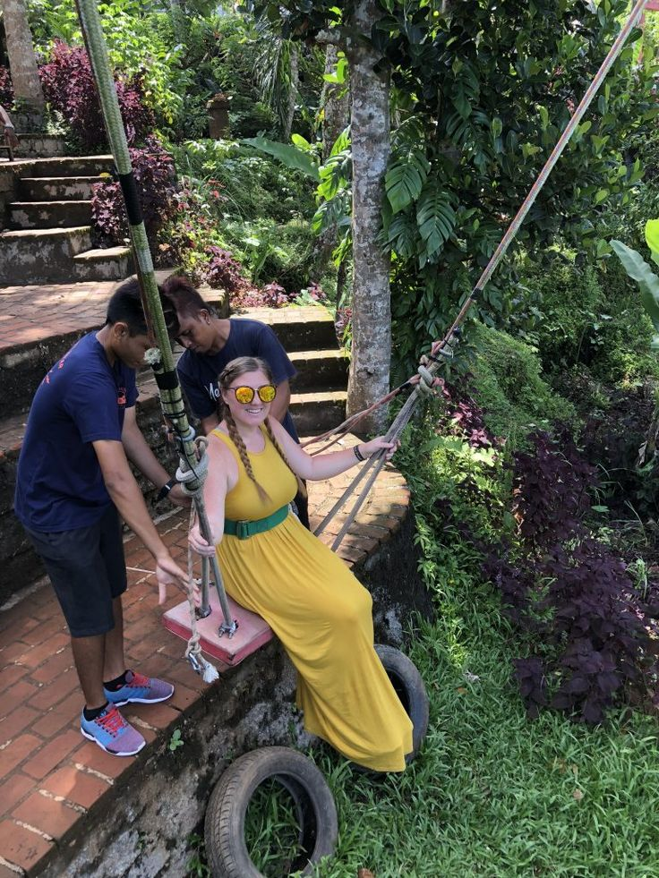 Visiting Bali Swing in Ubud, Bali, Indonesia Buy the