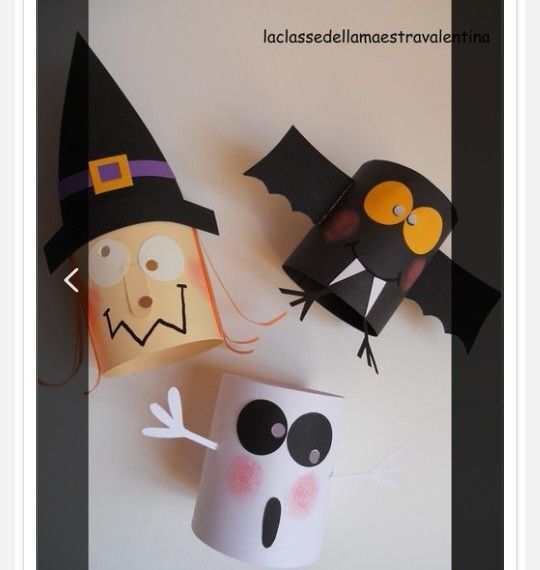 Figuras halloween