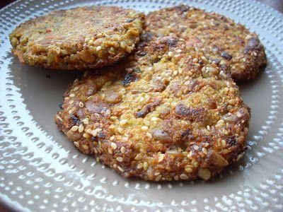 Tani weganizm*: Kotlety z marchewką i kaszą jaglaną