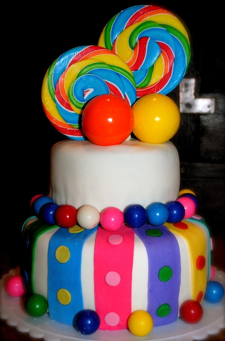 teenage birthday cakes without fondant