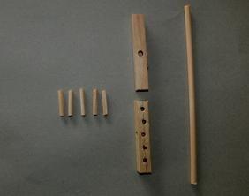 zen rake -simple design