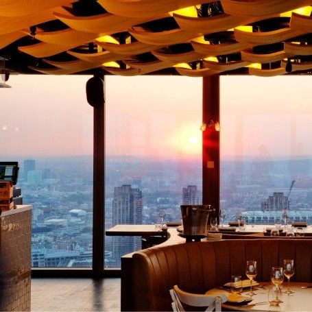 10 places to eat in london #RePin by AT Social Media Marketing - Pinterest Marketing Specialists ATSocialMedia.co.uk