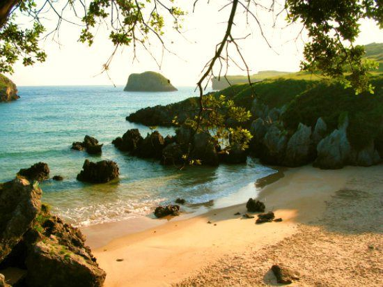 Playa de Sorraos