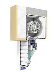 Rolety OKNOPLAST zapewniają redukcję hałasu, jak również zabezpieczają pomieszczenia przed nadmiernym przegrzaniem latem. Rolety marki OKNOPLAST oraz ich bogata paleta kolorystyczna, pozwalają stworzyć harmonijne kompozycje z oknami OKNOPLAST oraz elewacją budynku.