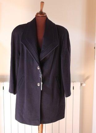 Compra il mio articolo su #vinted http://www.vinted.it/abbigliamento-da-donna/cappotti-invernali/35160-cappotto-vintage-misto-lana-blu-scuro