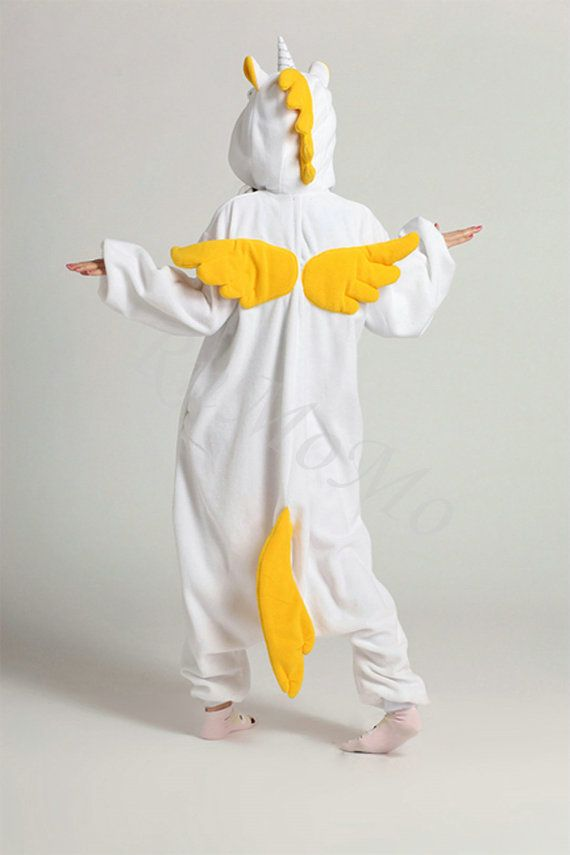 KIGURUMI Unicorn onesie!