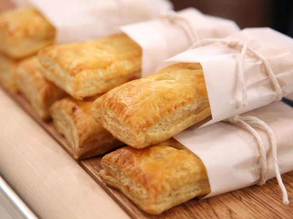 Puff Pastry Hot Pockets  Soccer practice night!: Homemade Hot Pockets, Ham And Cheese, Cheese Hot, French Loaf, Homemade Hams, Puff Pastries, Easy Recipes, Homemade Pizza Pockets, Cheese Pockets