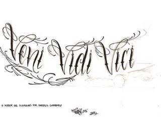 veni vidi vici tattoo - Bing Images….. MY next tattoo??????