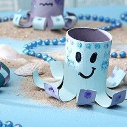 Unter dem Meeeeeeer… Kindergeburtstag feiern Ideen zur Motto Party Meerjungfrau, Arielle, Unter dem Meer ,Ideen für Mädchen, Basteln, Bastelideen,…