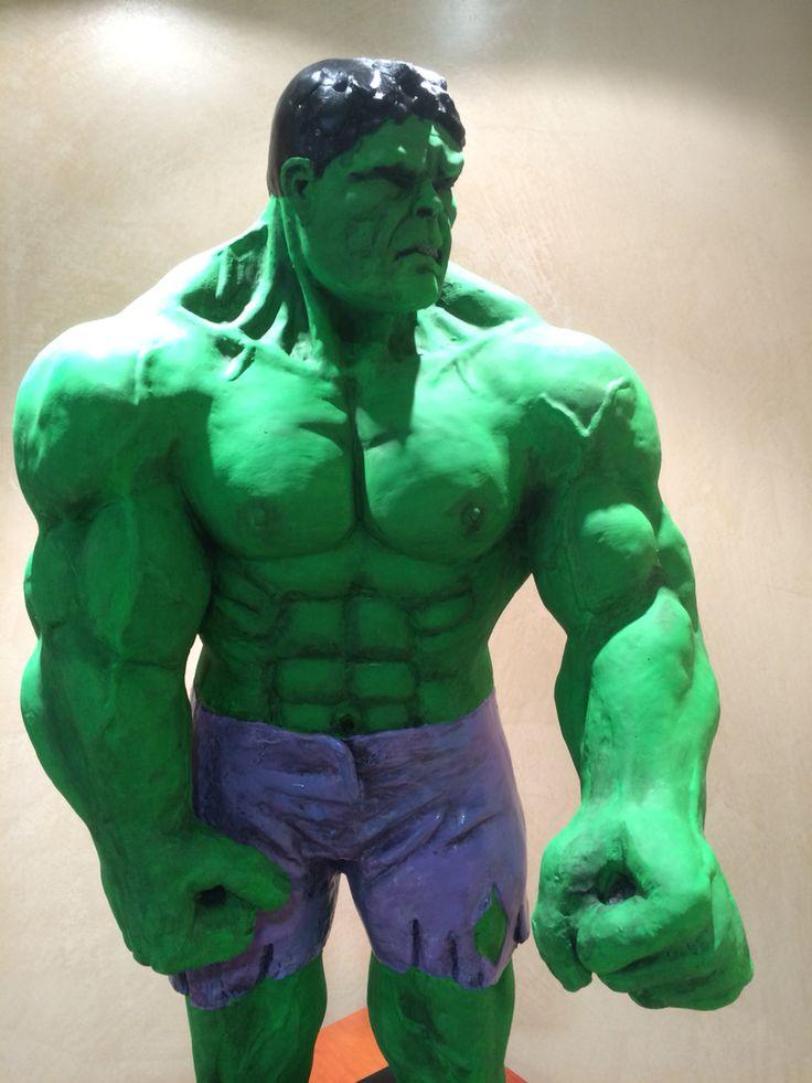 Hulk... Terminato