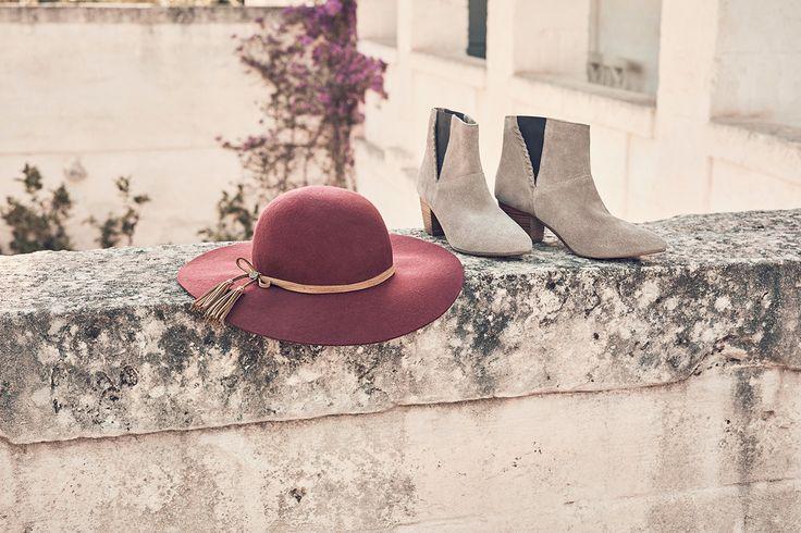 #esprit #ankleboots #felthat