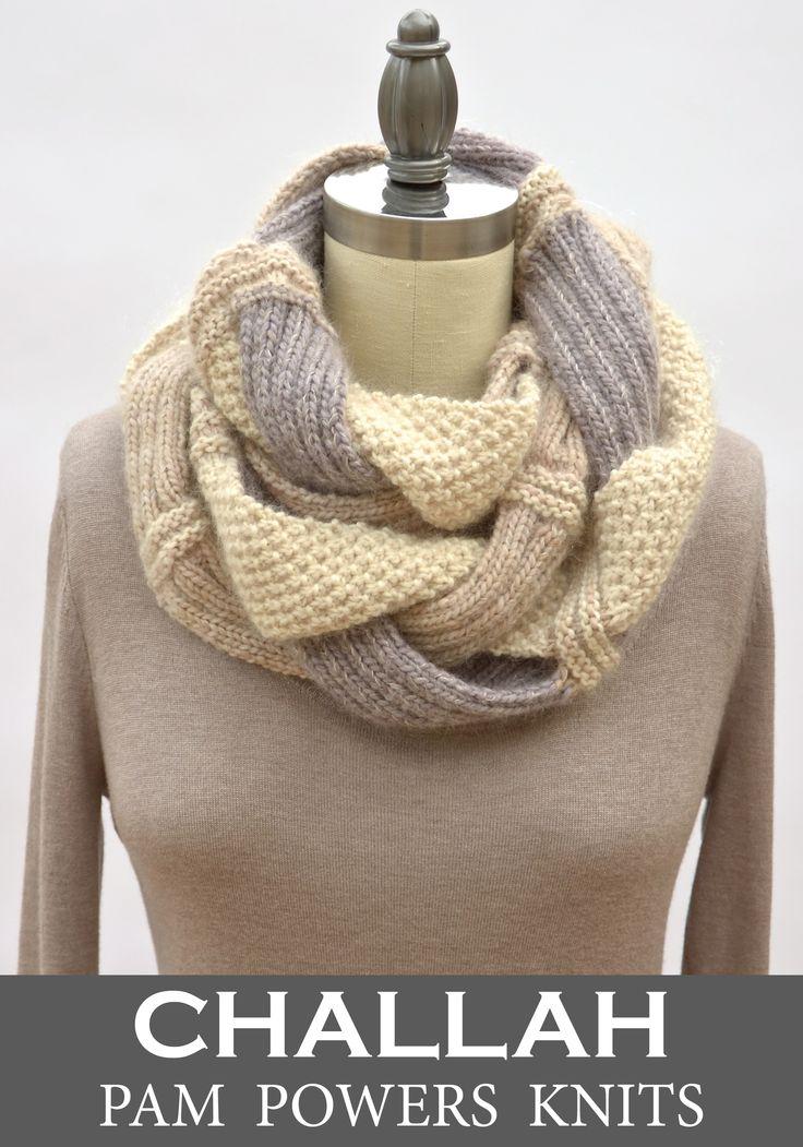 Infinity Scarf Knitting Pattern Size 17 Needles : 321 best Craft Ideas images on Pinterest Knit crochet ...