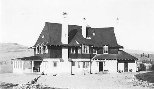 Mackie Lake House, Vernon, BC