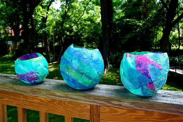 DIY glowing ballon lanterns: Diy Glow, Crafts Ideas, Homeschool Kids Crafts, Diy Crafts, Glow Ballon, Creative Kids, Cool Kids Stuff, Baby Kids Stuff, Ballon Lanterns