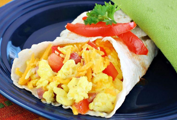 6 śniadań, które mają mniej niż 300 kalorii