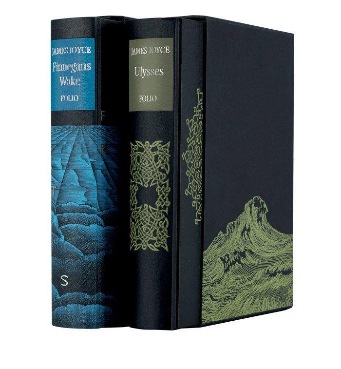 Finnegans Wake | Folio Illustrated Book