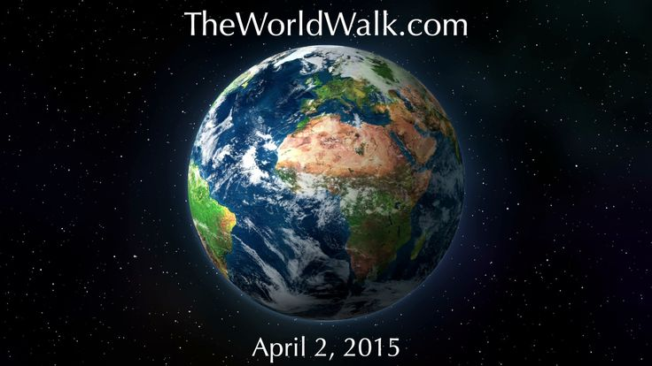 The World Walk interview with Tom Turcich
