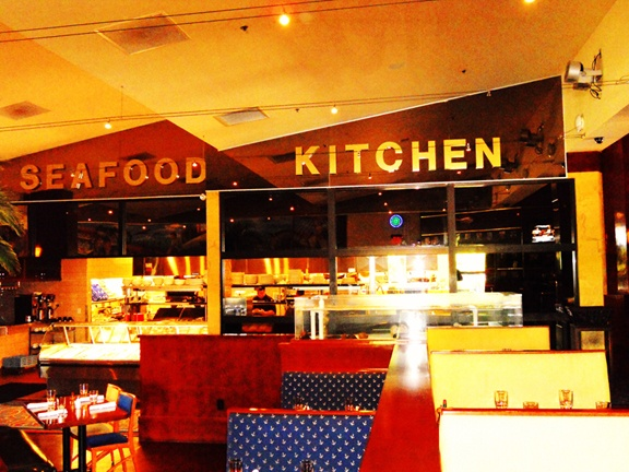 Atlantic Seafood Company in Alpharetta, GA.  I LOVE their Sushi!