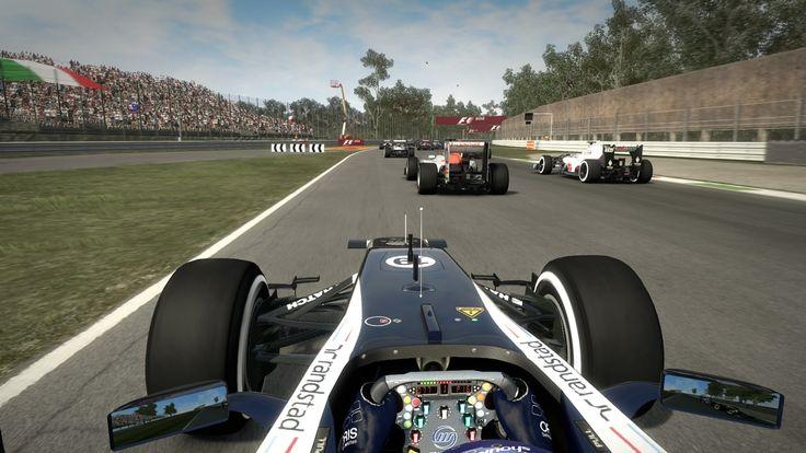 (F1 2012) ESRB Rating: EVERYONE: Visit www.esrb.org for rating information.