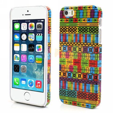 Aztec Art Design Hard Back Case Cover for Apple iPhone 5 5s symbols – Bracevor