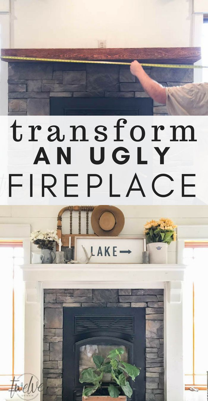 224 best Mantels and Fireplaces images on Pinterest | Fire places ...