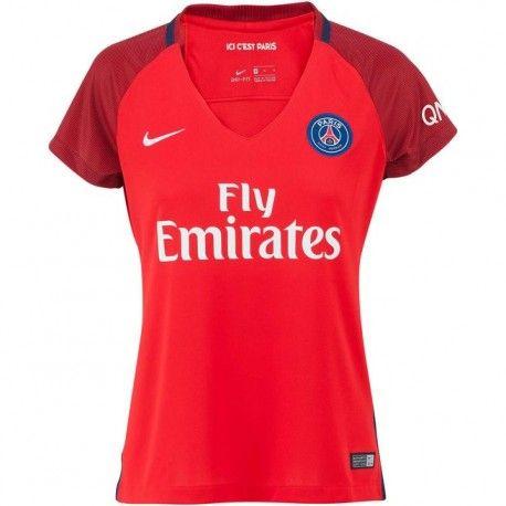 Camiseta del PSG para Mujer Away 2016 2017