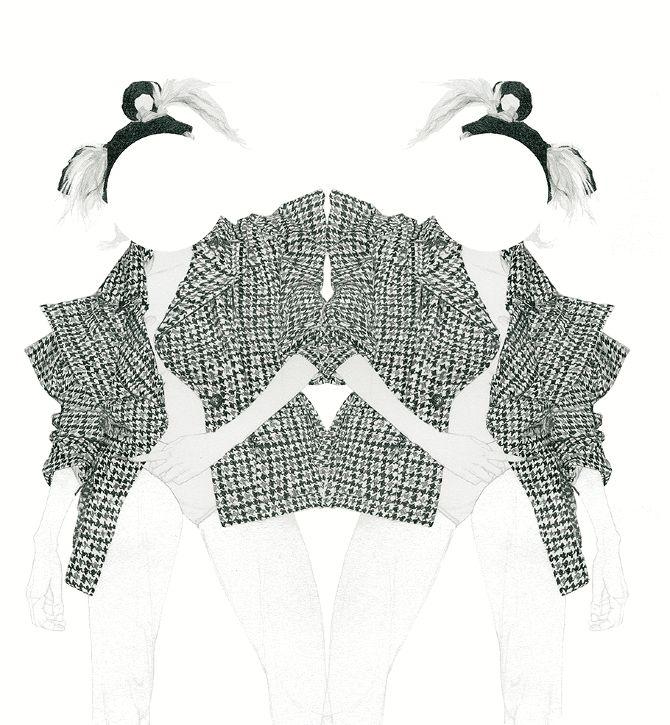 Fashion Illustration - Paula Barclay Design