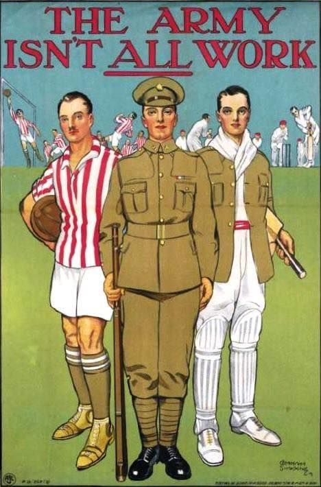 1919 recruiting poster.