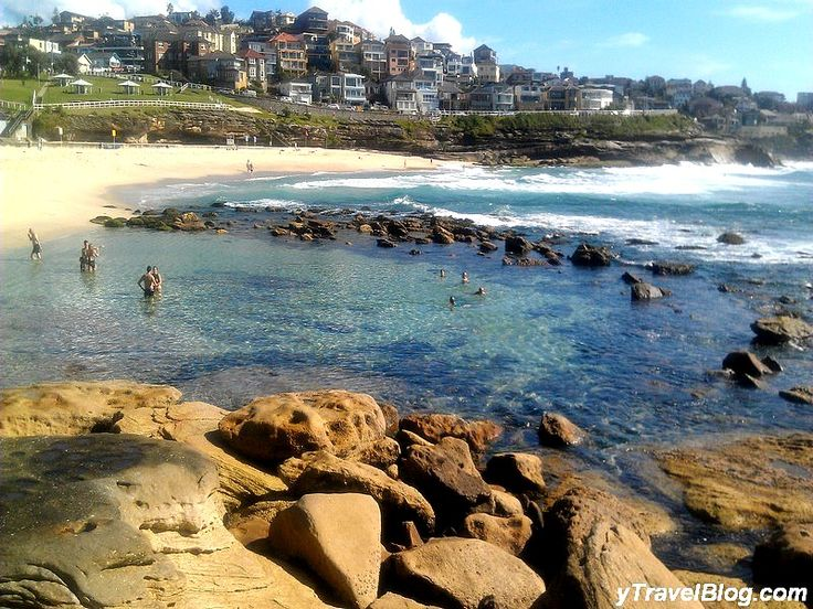 Bronte Beach, Sydney - One of 12 beaches in Australia to put on your bucket list. The other 11 are here: http://www.ytravelblog.com/beaches-in-australia/ #travel Re-Pinned by your friends at http://www.iseekplant.com.au/