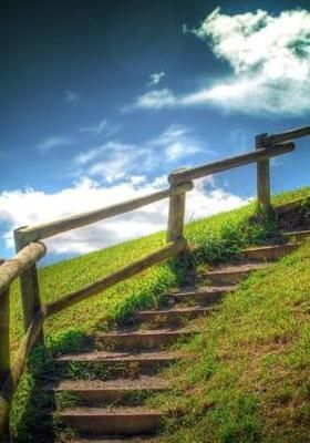 Download Stairway To Heaven Mobile Wallpaper | Mobile Toones