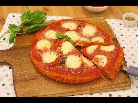 Pizza di riso: l'idea deliziosa per stupire tutti a tavola! - YouTube