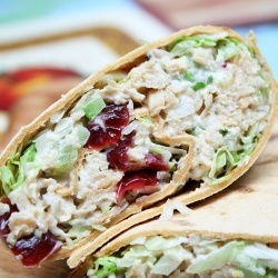 other pinner said: One of the best chicken salads I've ever eaten. Try it out! I posted the recipe.Best Chicken Salad, Post, Chicken Salads, Food, Eaten, Salad Wraps, Chicken Salad Recipe, Cream Cheese Chicken Salad, Chickensalad