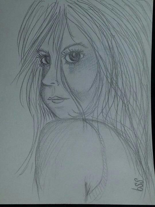 Pencil drawing: by BSStrocen