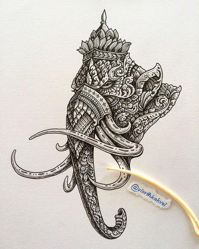 Throwback Thursday • mammoth • Khmer ornament • big fish bone • tusks #throwbackthursday #instinct #hippiespirits #sketch_daily #artfido #artcollective2015 #arts_gallery #worldofpencils #art_motive #art_spotlight #arts_help #worldofartists #instartlovers #imaginationarts #artofdrawingg #artsanity #creativempire #proartists #art_worldly #justartspiration #artist_publicity #dibujosasombrosos #creative_instaarts