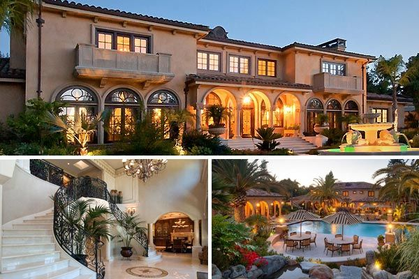 666 best images about dream homes on pinterest mansions for Million dollar homes for sale in california