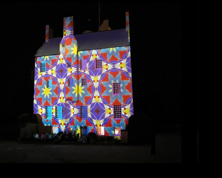 Best PROJECTION LIGHT MAPPING Images On Pinterest Art - Projection mapping turns chapel into stunning work of contemporary art