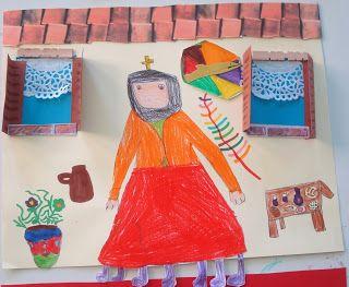 Η Νατα...Λίνα στο Νηπιαγωγείο: Σαρακοστή Νηπιαγωγείο