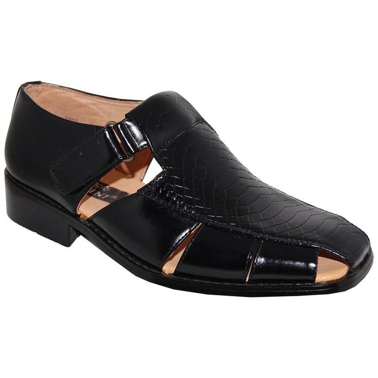 Mens Leather Dress Sandals Gay Hard Sex