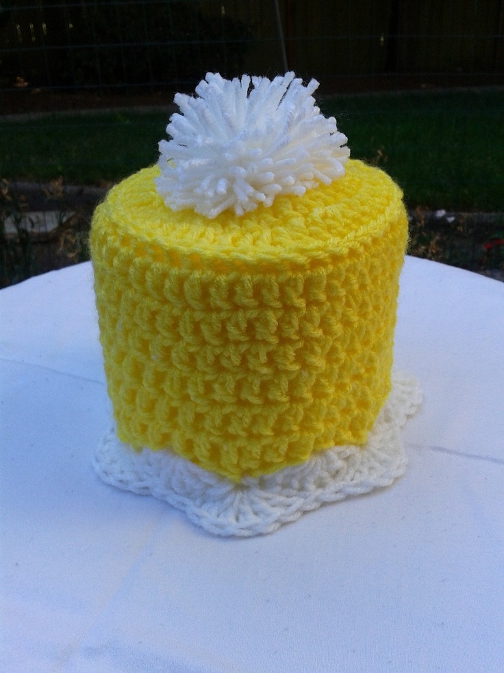 Free Crochet Patterns For Toilet Tissue Holders : 17+ best images about air freshener cover on Pinterest ...