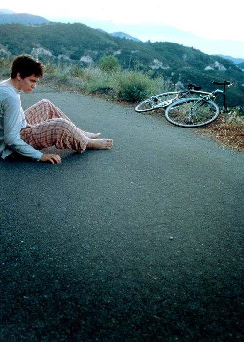 """every creature on this earth dies alone."" roberta sparrow / donnie darko."