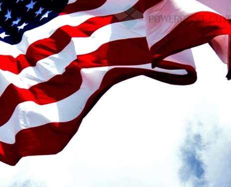 American Flag Powerpoint Template Best Photos Of Usa Flag Powerpoint