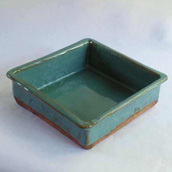 pottery baking dish