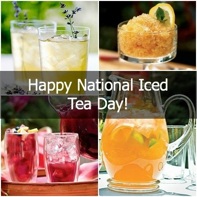 Celebrate National Iced Tea Day with these 6 Low-Cal Recipes. | Health.com