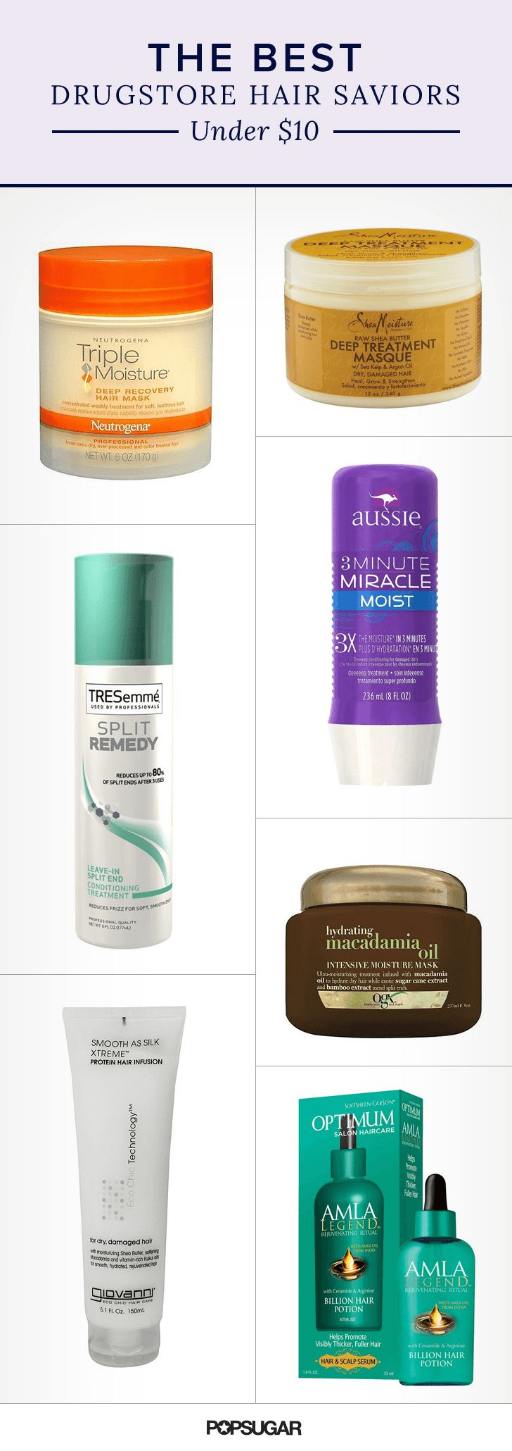 Hair Damaged From Vacation? Revive It With a Mask For Under $10